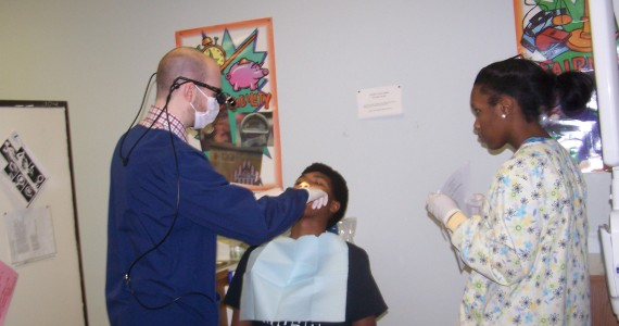 Hunsicker Family Dental celebrates Dental Health Month